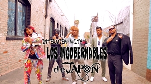 Interview with Los Ingobernables de Japon #25画像