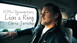 Lion's Ring Chris Jericho画像
