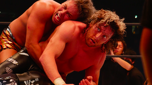 NJPW OnTheRoad Change The World KENNY OMEGA #2画像