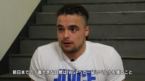 Interview with Juice Robinson画像