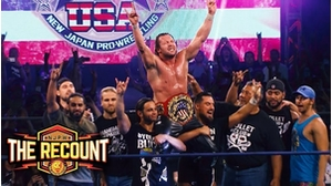 The Recount: The history of the IWGP US title画像