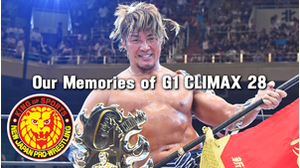 Our Memories of G1 CLIMAX 28 - English version画像