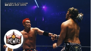 The Wire: Okada vs. Tanahashi Sept 23 preview!画像