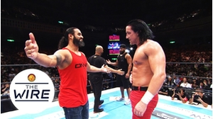 The Wire: Switchblade Jay White joins Bullet Club画像