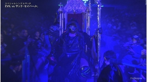 "6TH MATCH SPECIAL SINGLE MATCH """"King of Darkness"" EVIL VS Zack Sabre Jr.画像"