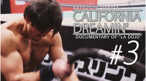 Katsuyori Shibata - California Dreamin': Documentary of the LA Dojo #3(English subs)画像