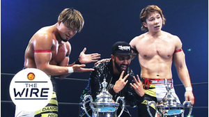 The Wire: IWGP Junior Tag 3-Way Championship at WK13画像