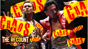 THE RECOUNT: History of CHAOS part 4: Top Heavy画像