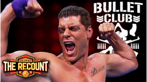 THE RECOUNT: History of BULLET CLUB Part 4: Civil War画像
