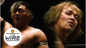 The Wire: Naito vs Taichi for the IWGP Intercontinental Championship!画像