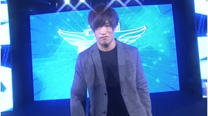 Kota Ibushi appeared and promised to return!画像