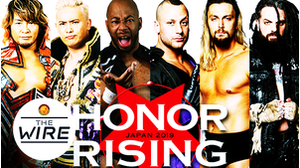 The Wire: HUGE MATCHES AT HONOR RISING JAPAN 2019画像