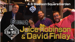 Road to MSG April 6: Juice and Finlay画像