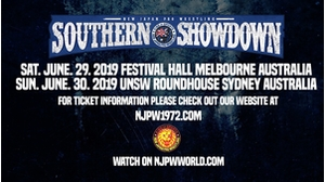 NJPW SOUTHERN SHOWDOWN Official Commercial画像